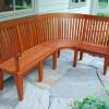 Friendship Deck Bench