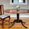 Addison Pedestal Table