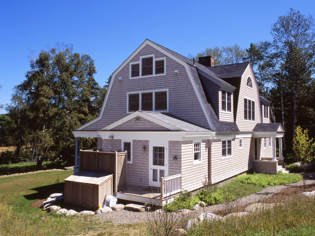 maine residential architects home design